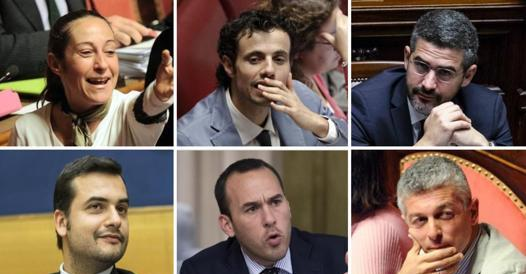 M5S, troppi morosi: tra chi non restituisce i 2.300 euro anche Taverna, Fraccaro, Sibilia e Morra