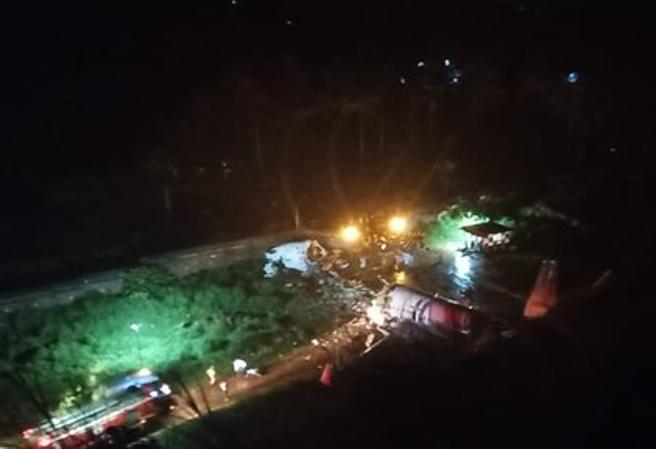 Aereo dell'Air India Express si schianta nel Kerala