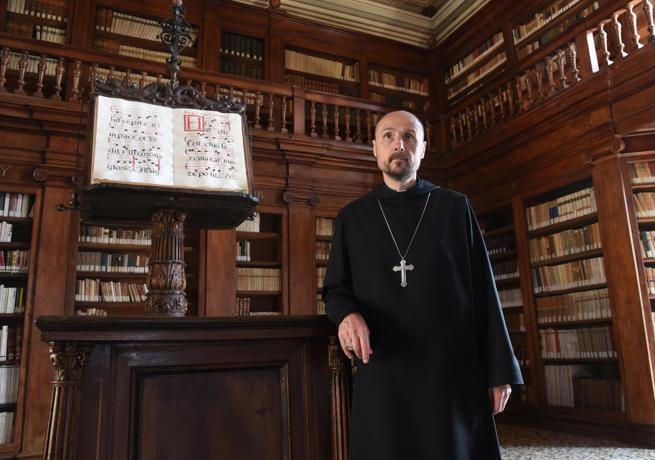 Da fisico nucleare ad abate di Praglia: «Cercavo Einstein, poi San Benedetto»