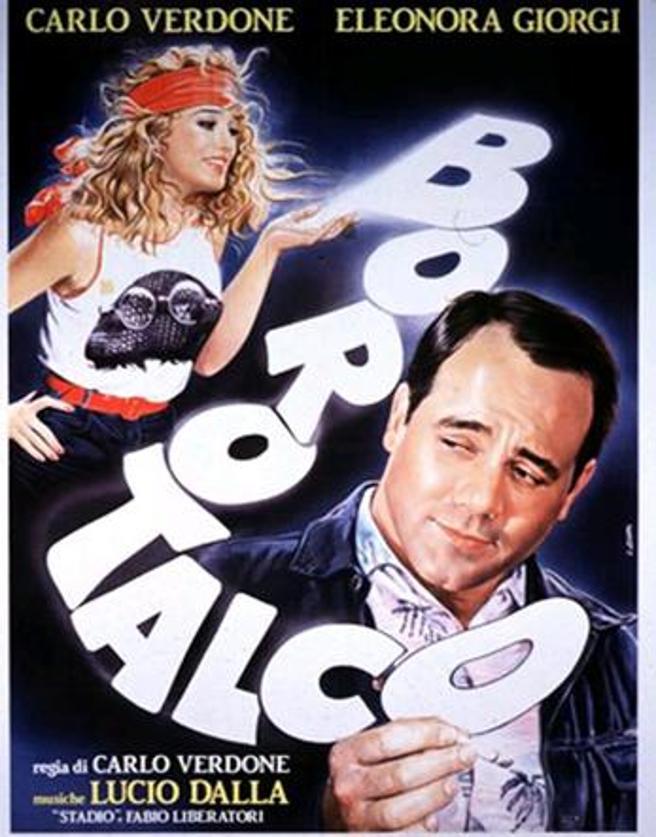 «Borotalco» stasera in tv. Il ruolo scritto per Vittorio Gassman e il cameo di Moana Pozzi: i 10 segreti