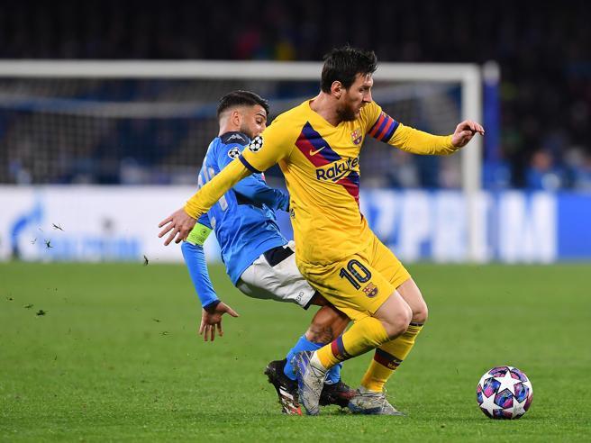 Barcellona-Napoli, probabili formazioni e dove vederla: Insigne sfida Messi, i catalani sono in ansia