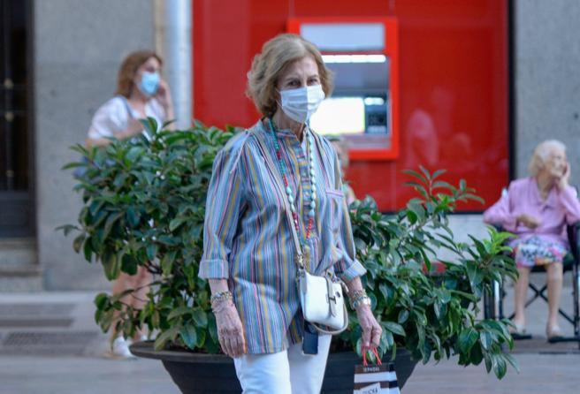 Juan Carlos in hotel ad Abu Dhabi?Riappare l'«impeccabile» Sofia