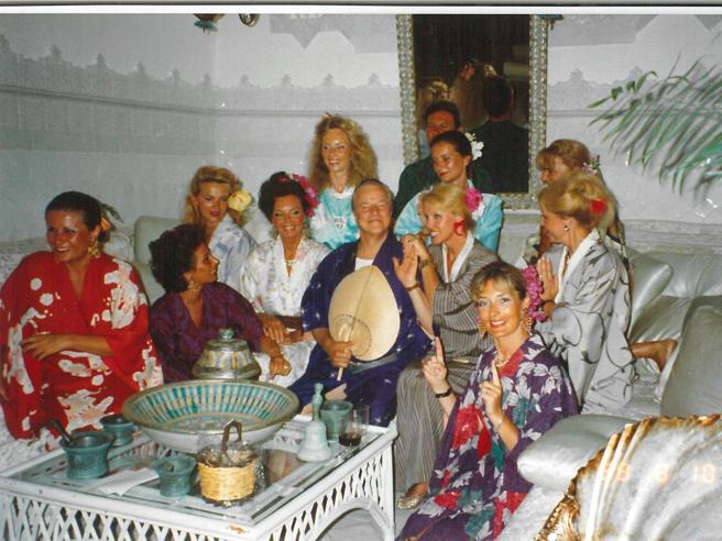 Nell'ex casa di Zeffirelli a Positano, ora hotel da 10mila euro a notte: feste e litigi, «il Paradiso era qui»