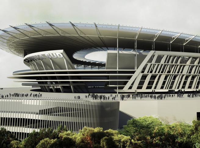 Stadio Roma, via libera dalla giunta