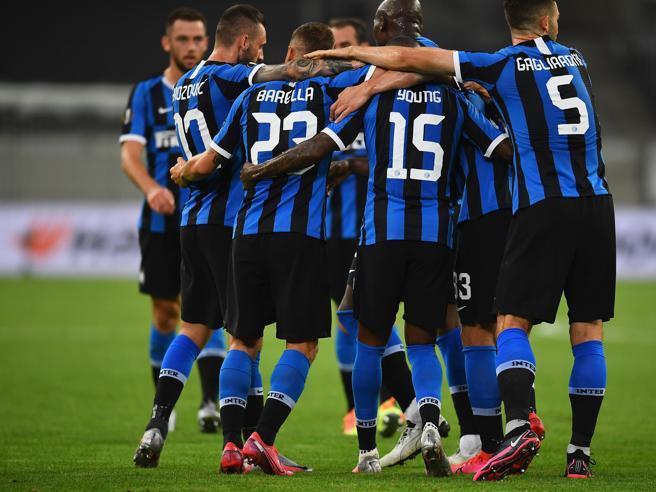Inter Bayer 2 1: con Barella e Lukaku arriva la semifinale, Havertz non basta al Leverkusen