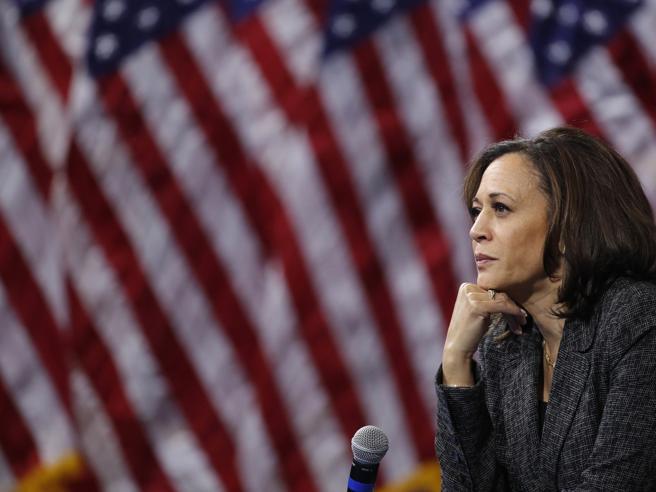 Kamala Harris è la candidata vicepresidente di Joe Biden