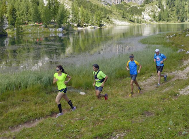 Ripartire con i training camp Allentamenti in quota a Cortina