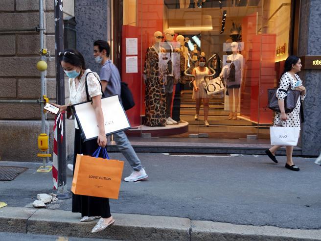 Allarme di Confindustria Moda: per 3 aziende su 4 crollo del fatturato oltre il 20% nel 2020
