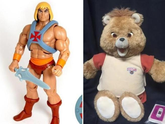 Giocattoli degli anni 80 e 90 che valgono una fortuna: da He-Man alle bambole Polly Pocket, ecco i tesori nascosti in cantina