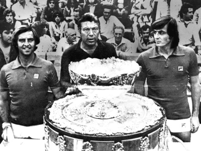 Paolo Bertolucci: «Io e Panatta, diversi in tutto. Conquistava le fan con il colpo del ciuffo»