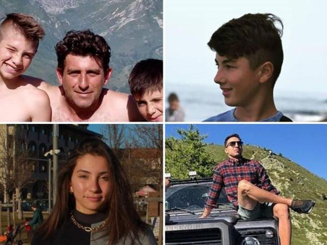 Cuneo, l'incidente a Castelmagno e le vite spezzate di cinque ragazzi: l'auto in scarpata, la vacanza in montagna e la pesca alle trote