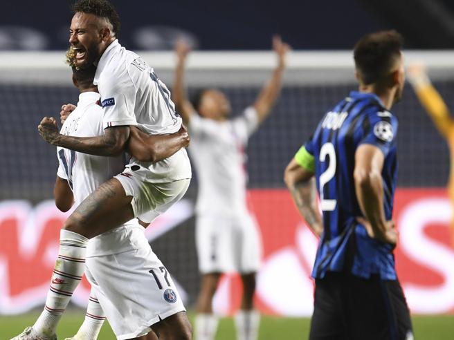 L'Atalanta non è stata battuta, si è sfinita dietro Neymar e Mbappé. Ma restano la storia bellissima e una lezione