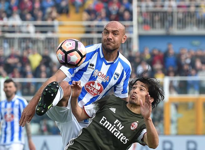 Pescara, Bruno picchia in strada un tifoso e lo manda all'ospedale