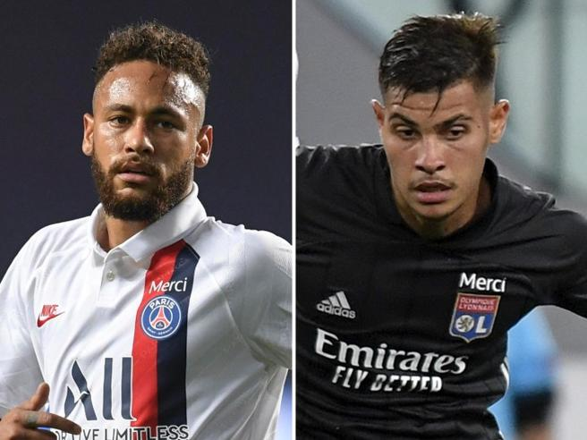 Juventus e Atalanta out: Lione e Psg favorite dal riposo? Neymar, Mbappé & co. sembrano dire di sì