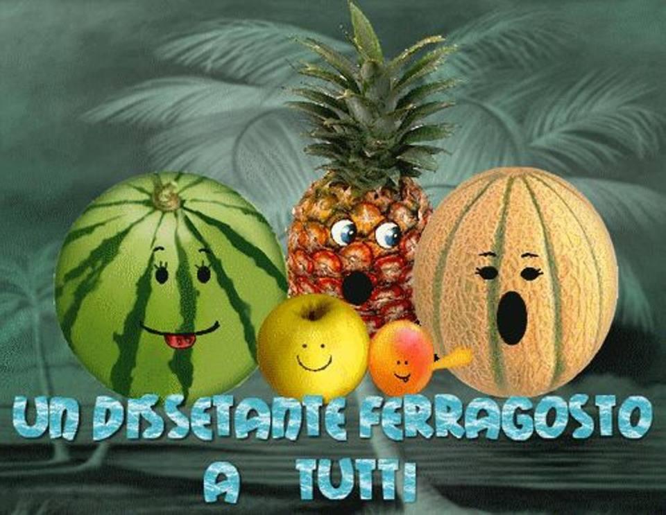 Buon Ferragosto, frasi e immagini divertenti per gli auguri su WhatsApp -  Corriere.it