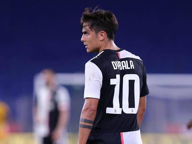 Juve, Dybala non è da vendere. Inter, bene Hakimi: oggi è la più completa