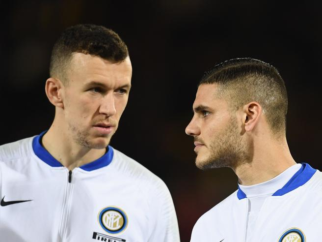 Champions, Icardi e Perisic epurati dall'Inter dopo la lite ma in semifinale di Coppa