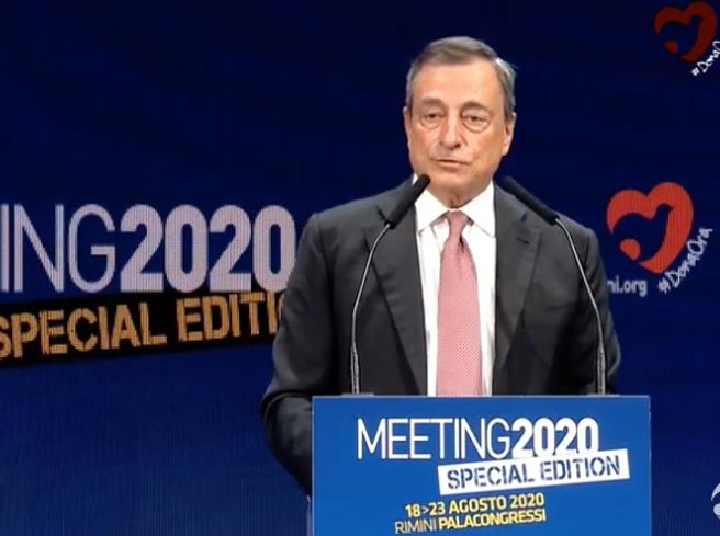 Mario Draghi, i giovani e la nostra grande occasione per ripartire