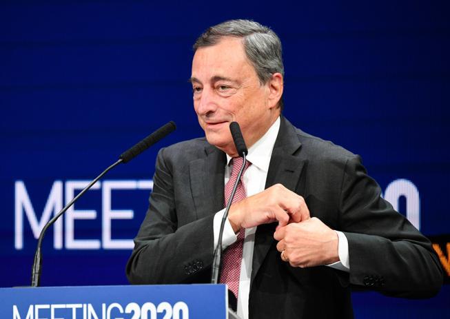 Draghi e la distinzione tra debito «buono e cattivo»: un messaggio al governo