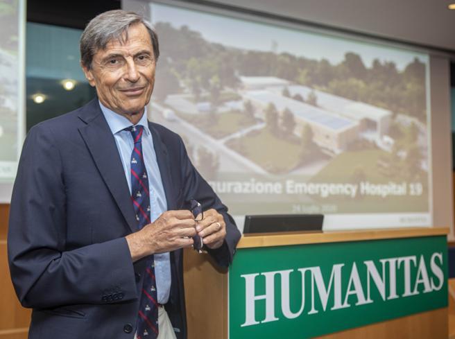 Alberto Mantovani: «Il virus non è diventato più gentile, gli antivirali possono essere dannosi»