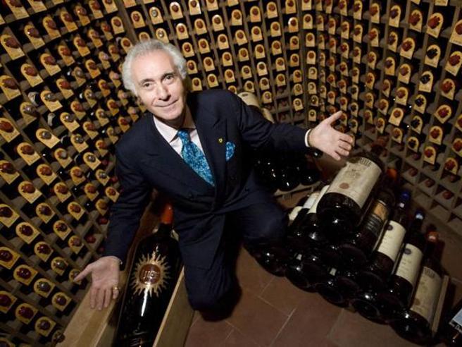 L'Enoteca Pinchiorri mette 2500 vini all'asta. Il patron Giorgio: «Ho pianto»