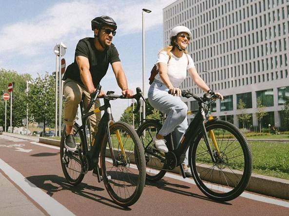 Pirelli Lancia Le Sue Bici Elettriche Corriere It