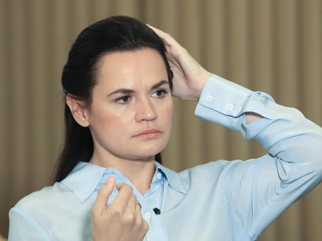 Svetlana Tikhanovskaya: «A Lukashenko dico: niente vendette. Se ti fermi ora, ti lasciamo partire»