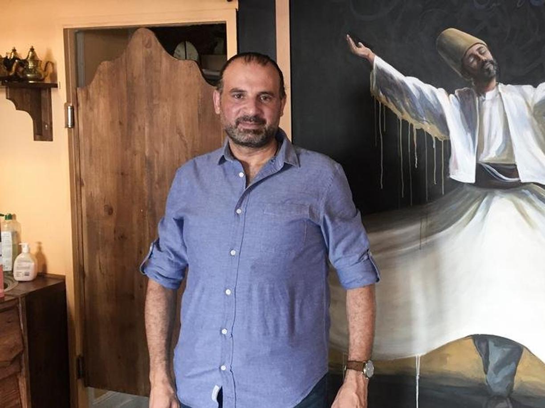 Samer Serawan  porta a Berlino l'aria di Damasco