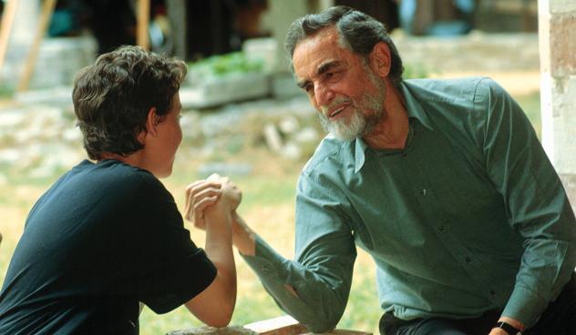 Jacopo Gassmann: «Mio padre Vittorio, con me fu più dolce»