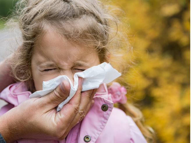 Covid e bambini, sintomi: come distinguerli. Raffreddore o influenza?
