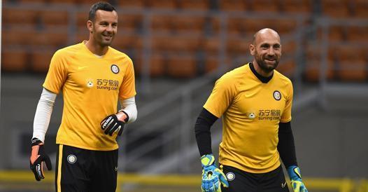 Tommaso Berni-Inter, il 3° portiere simbolo dice addio dopo 6 ...