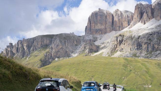 EcoDolomites, ritorna il «rombo» green della gara tra le vette Unesco