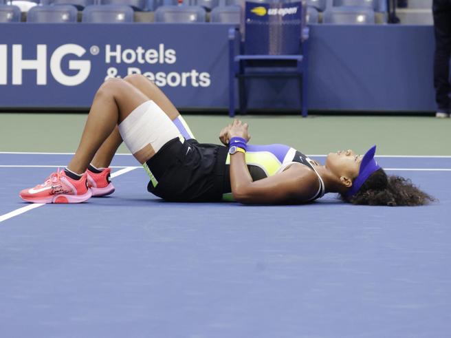 US Open di tennis, vince in rimonta la giapponese Osaka. Battuta Azarenka