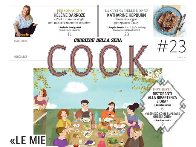 I ristoranti alla ripartenza: e ora? Cook oggi in edicola