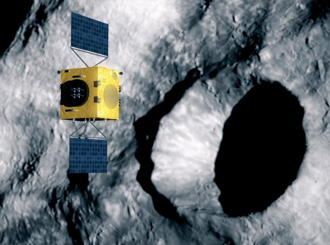 Deviare gli asteroidi: la missione Aida nata da un'idea italiana ora è realtà