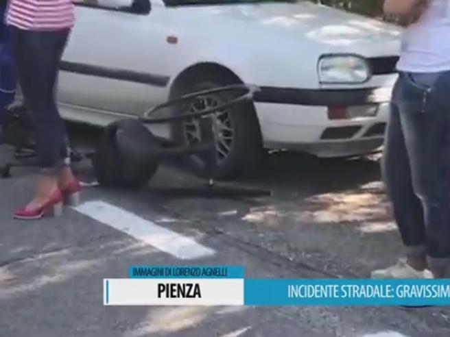Incidente di Alex ZanardiI periti: «Handbike e asfalto non presentavano  problemi»