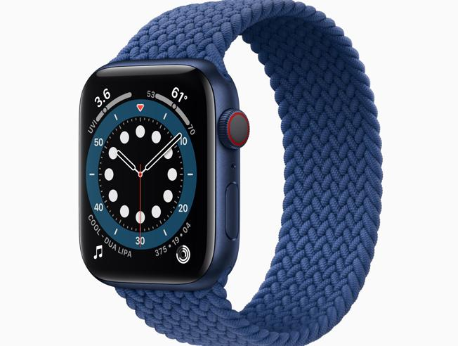 Apple lancia Apple Watch Series 6 e Apple Watch SE: tutte le novità