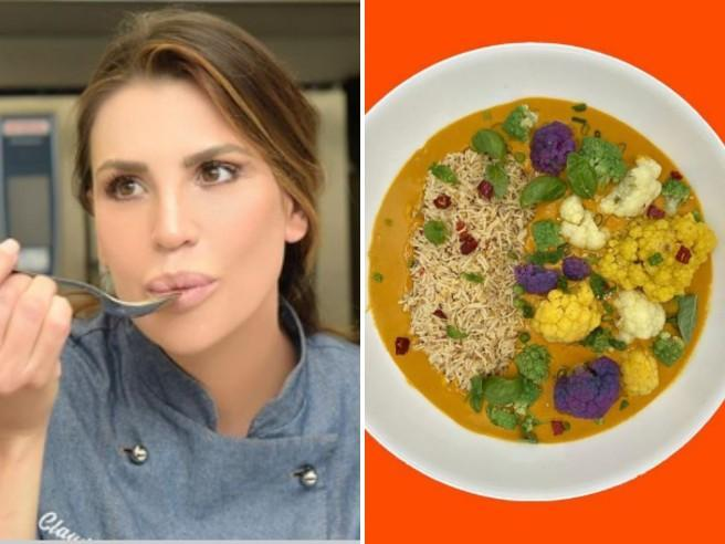 Claudia Galanti: «Vi insegno a cucinare. E se va bene consegno a domicilio»