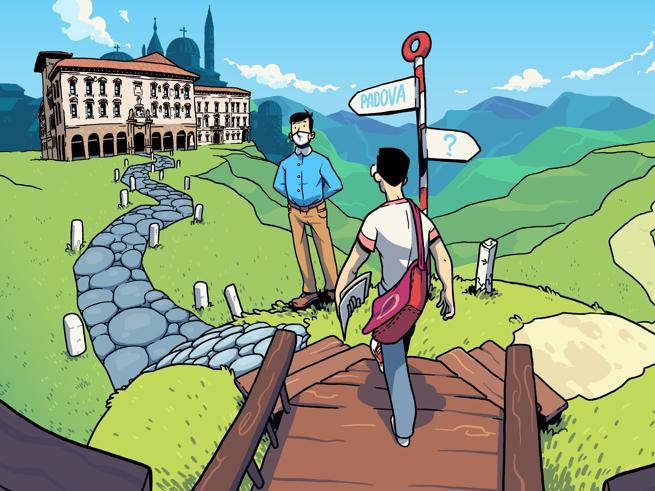 Padova: «Più forti con la tecnologia, le matricole non sono diminuite»