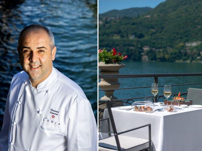 Riapre «L˜Aria», ristorante una stella Michelin del Mandarin Oriental sul Lago di Como