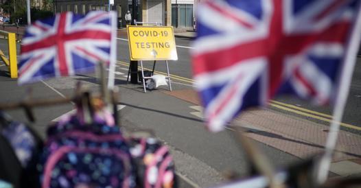 Regno Unito, nuovo lockdown, a Londra torna l'incubo chiusure thumbnail