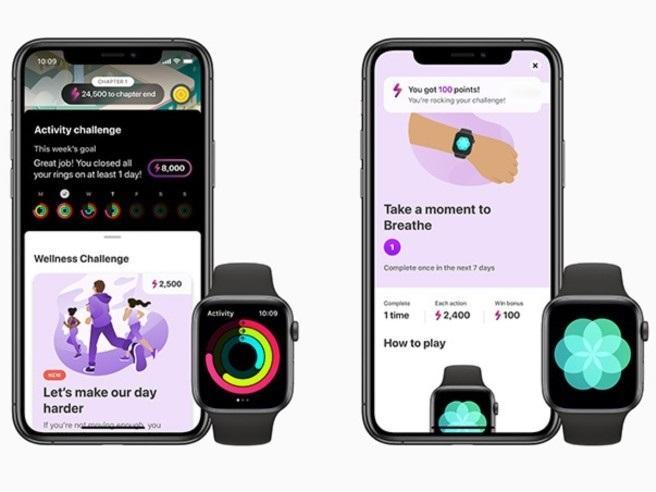 L'esperimento di Apple: fino a 240 euro a chi si allena con il Watch