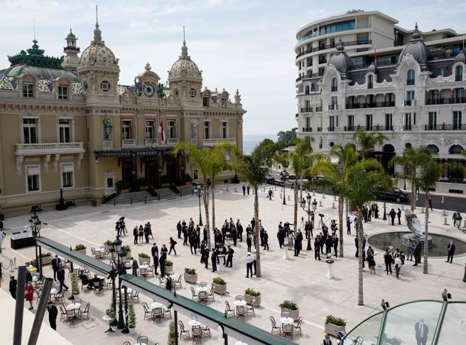 Montecarlo torna a sognare: concerto en plein air per ripartire dopo il Covid