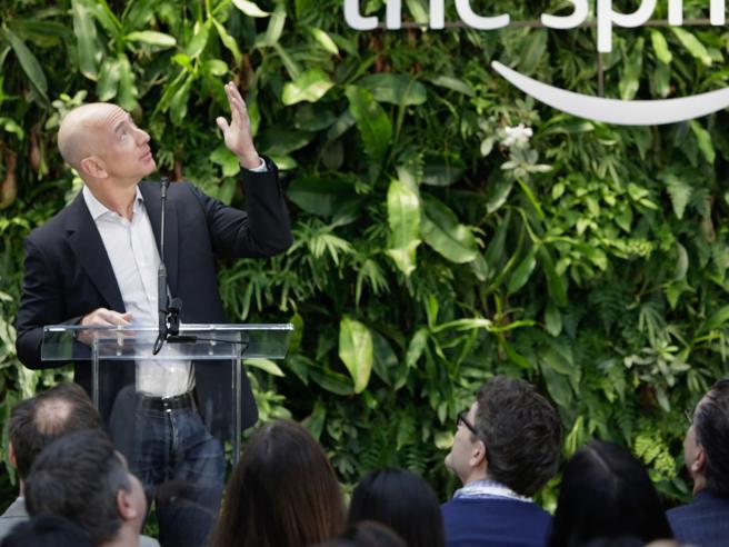 Bezos e gli altri multimiliardari: quelli che con la pandemia sono diventati ancora più ricchi
