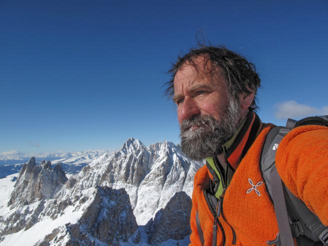L'esploratore Michieli: «Attraverso il pianeta senza carte. E non ho né bussola né tenda»