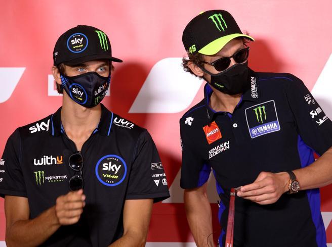 Luca Marini verso la MotoGp nel 2021 con la Ducati-Avintia. Il sogno della sfida con il fratello Valentino Rossi