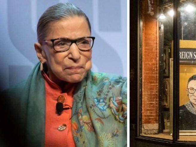 Ruth Bader Ginsburg, morta a 87 anni la giudice della Corte Suprema