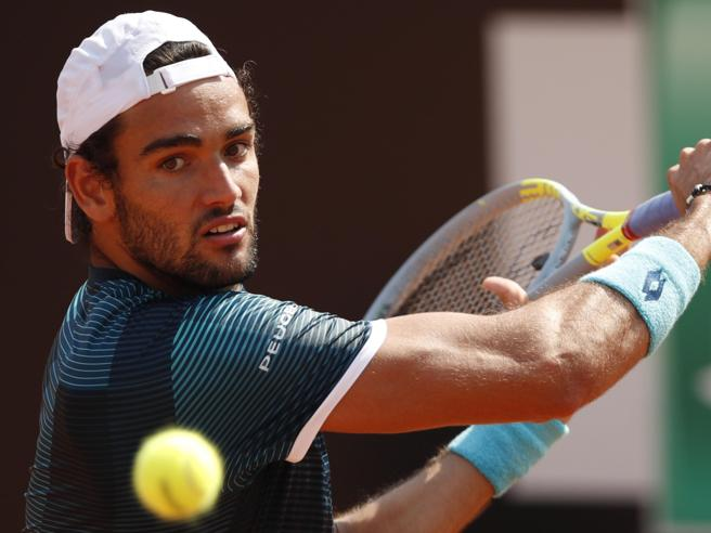 Internazionali di tennis, Berrettini eliminato ai quarti: battuto da Ruud in tre set