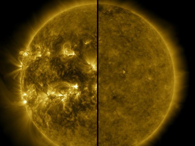 Sole: è iniziato il nuovo ciclo, attese macchie e tempeste solari