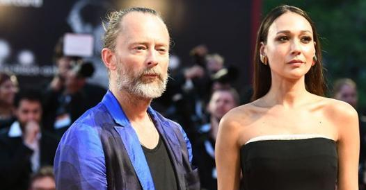 Thom Yorke e Dajana Roncione, le foto del matrimonio del leader dei Radiohead